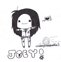 Le Joey Jordison by xx-VampirexMelly