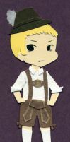 aph: paper germany by Kaede-chama