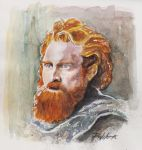 Tormund Giantsbane by ermitanyongpalits