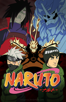 Naruto Vol 62 by NinjaMia