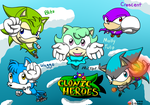 Clonic Heroes by G-Bomber