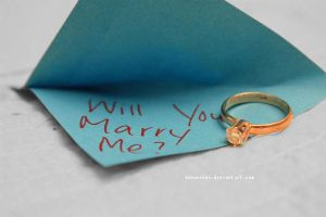 will you marry me? by DahaeChun