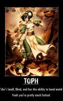 Toph by Demi-feind