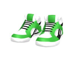 Benny Ver.2 Shoes Download by DeviousBenny