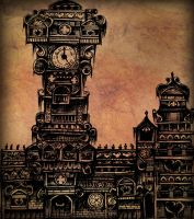 The Old Curiosity Shop by dingbat23