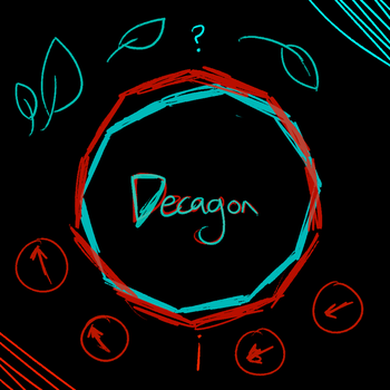 Decagon Cover (for real this time) by Thyroxin-e