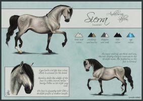 Sierra Reference Sheet by cerona