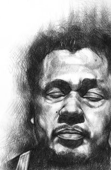 Charles Mingus by themrchristopher