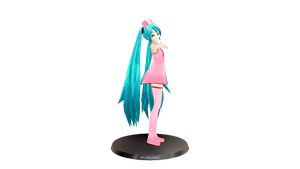 DIVA Nurse miku 2 by Alelokk