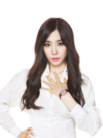 SNSD (Tiffani) Render by yssietwilighter