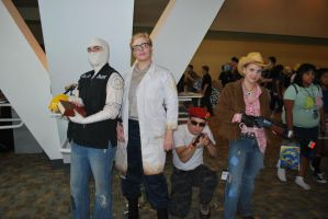 Fallout New Vegas at Otakon 1 by LadyofRohan87