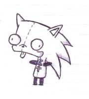 Sonic Gir - I was bored XD by AlexTHF