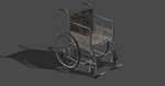 OUTLAST WHISTLEBLOWER DLC -WHEELCHAIR- by Oo-FiL-oO