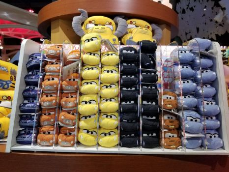 Cars 3 Tsum Tsums by Mileymouse101
