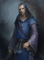 Emiel Regis by CG-Warrior