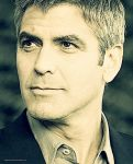 George Clooney by thephoenixprod