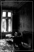 The blue room 02 by 0-Photocyte