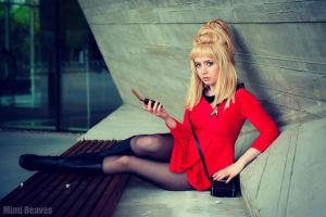 Yeoman Janice Rand by MimiReaves