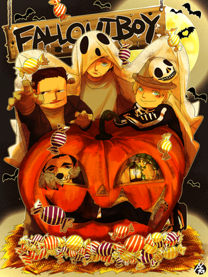 Halloween FOB by nezumi-zumi