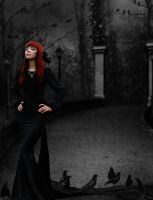 Lady of Crows by RankaStevic