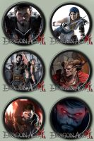 Dragon Age 2 Icons by kodiak-caine
