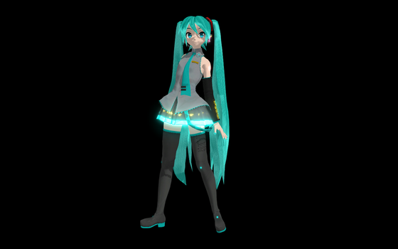 OMG She Glows still a wip XP by MMD-francis-co