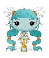 Funko style : Aer by Mildy