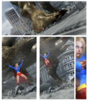 woman of steel 5 by artdude41
