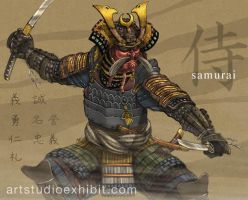 SAMURAI by artstudio