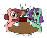 ATG 2014 Day 12: Cocoa Time by GonzaHerMeg