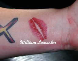 Lip Prints by lemaster99705