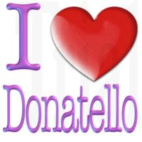 I Love Donatello by YAYProductions