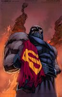 Darkseid colors by DRPR
