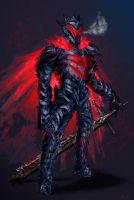 Bloodlord by BlueRogueVyse