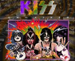 KISS UNMASKED by EARTHDOG420