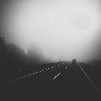 Lost Highway - Following by AlexandruCrisan