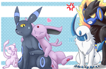 I Choose Umbreon! by Deruuyo