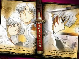 Sesshomaru's Words by KorraLeigh