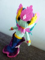 League of Legends: River Spirit Nami amigurumi by Ulvkatt