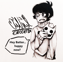 Zacharie unmasked by Encentix