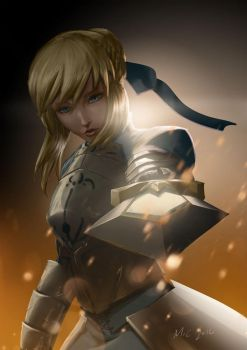 Saber by themimig