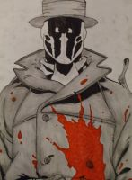 Rorschach by GothicVampireFreak