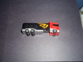 Pez dispensers: one more truck by Scarletmarie16