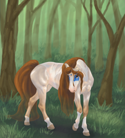 Forest Strollin' by dry-oasis