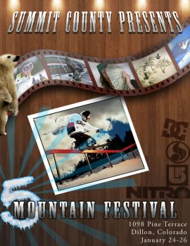 Summit County Film Festival by ItWeAK