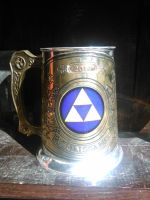Triforce mug by eramthgin-1027501
