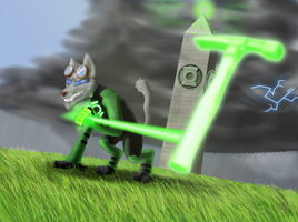 Hammer Time(Commission) by Evil-DeC0Y