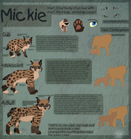 Mickie Reference Sheet by Mickiie