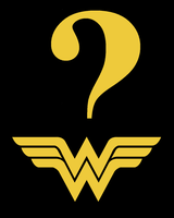 Question Mark 046 Wonder Woman by TheDoctorWriter