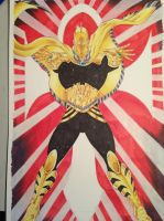 Dr. Fate by Lionzstorm